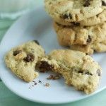 Gluten Free Tollhouse-style Chocolate Chip Cookies