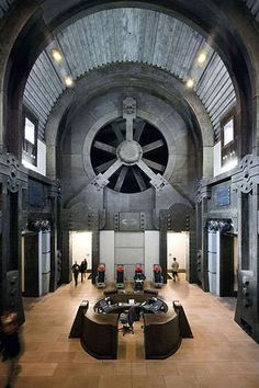 Steampunked Headquarters: Oakley Architecture at SoCal Head Office
