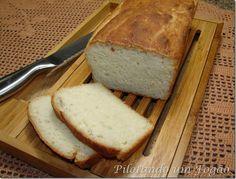 Pão de Aipim Caseiro