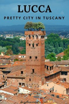 Lucca - pretty city in Tuscany - is the definition of a hidden gem in Italy. Read our guide on things to do in Lucca, where to stay and what to eat. It's the perfect off the beaten path addition to your Italy itinerary via @untoldmorsels