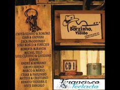 Músicas Nacionais: Um Barzinho um Violão Sertanejo CD Completo