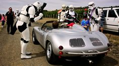 This is not the Porsche you are looking for, move on...