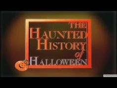 A documentary explaining how the Celtic festival Samhain evolved over the centuries into Halloween