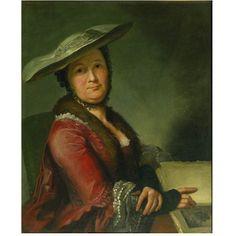 Portrait of Madame Roubiliac, Francois Xavier Vispre, oil on canvas, c. 18th Century Clothing, 18th Century Fashion, Francois Xavier, Dark Material, Art Uk, Victoria And Albert Museum, Madame, Portrait Art, Female Art