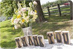 Gallery Of Featured Weddings Full Service Decorating Services Rustic Wedding Giftswedding Gift Tableswedding Ideaswedding
