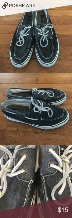 Sperry Boat Shoes Vintage wash Sperry boat shoes. Sperry Shoes Boat Shoes