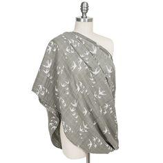 d8639e0dc2 Bébé au Lait Nursing Scarves make it easy to stay stylish while  breastfeeding