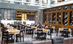 Gallerie Bar & Bistro Brings French Dining to Downtown Columbus Columbus Restaurants, Columbus Food, Dining Set, Ohio, Bring It On, French, Bar, Places, Bucket