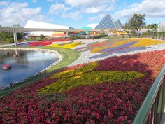 Blog for a travelin' man: 2014 Epcot International Flower and Garden show -- pt2