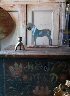 Beautiful Painted Furniture -Luca Antiques