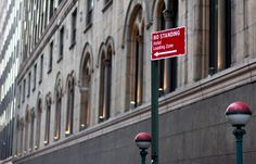New Work: New York City Parking Signs | New at Pentagram