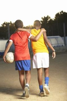 Fun Soccer Games For 9 To 11-year-olds | LIVESTRONG.COM