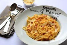 Pâte à la carbonara : la véritable recette italienne