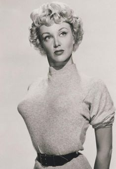 Film Noir Photos: Sweater Girl: Jan Sterling