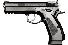 CZ 75 SP-01 Shadow Target – 9mm (CZ Custom) CZ SP-01 Shadow Target is a competition-ready USPSA Production Division pistol.