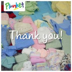 Plunket Thank You