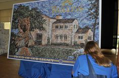 Mosaic by Rollins College, via Flickr