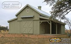 Western - Sand Creek Post & Beam - Traditional Wood Barns and Post & Beam Homes | Flickr - Photo Sharing!