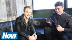 We got invited to interview the amazing Hunter Hayes ...and decided to have a bit of fun with it and see if he fell for our prank! Make sure you subscribe fo...