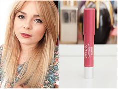 Revlon ColorBurst Crayon Matte Balm in Sultry  review swatch photo