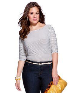 Cute look! Love the skinny belt : )