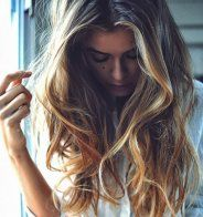 Blond balayage flash - Marie Claire