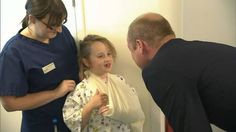 #Video: Prince William apologises for bringing hospital to standstill - Belfast Telegraph: Belfast Telegraph Video: Prince William…