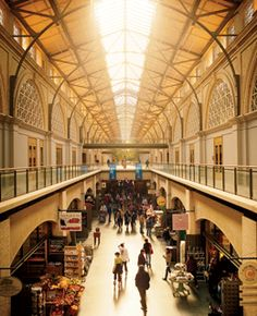 Explore // Ferry Building Marketplace, San Francisco