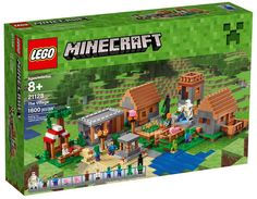 ToyzMag.com » Le village Minecraft – Prochain set exclusif Lego