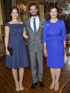 Prince Carl Philip and Princess Sofia Get Glam to Honor His Stylish Late Aunt http://www.people.com/people/package/article/0,,20395222_20949378,00.html