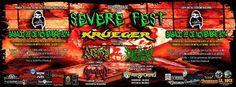 "Cresta Metálica Producciones » Severe Stage presenta: ""Severe Fest"" (Valencia) // 22-11-2014"