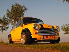 Driving A 1980 Mini 1100 for Only One Year Turned into 20 - Photography by Bart Mulder