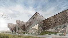 Milan+Expo+2015:+SoNo+Arhitekti-Designed+Pavilion+to+Represent+Slovenia