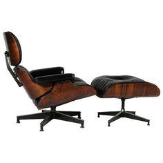 Herman Miller Rosewood Lounge Chair