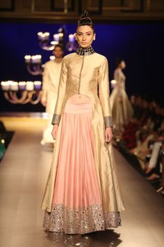 Manish Malhotra - India Couture Week 2014