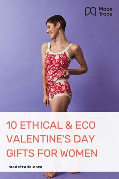 10 Ethical and Sustainable Valentine's Day Gift Ideas for Women. Sustainable Clothing Brands, Sustainable Gifts, Ethical Clothing, Ethical Fashion, Sustainable Fashion, Sustainable Living, Fashion Women, Fashion Outfits, Christmas Gifts For Her