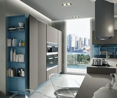 My Kitchen is Your Kitchen. Fenix Ntm, Beautiful Space, Decoration, Bed Frame, Divider, Interior, Room, Furniture, Design