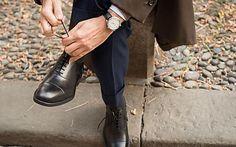 Nuove scarpe autunnali da uomo? Scopri le francesine di Velasca
