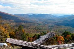 View from Big Walker Lookout Tower on the Big Walker Scenic Byway. Photo: ©Ronald S Kime