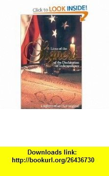 Lives of the Signers of the Declaration of Independence (9780925279453) Benson J. Lossing , ISBN-10: 0925279455  , ISBN-13: 978-0925279453 ,  , tutorials , pdf , ebook , torrent , downloads , rapidshare , filesonic , hotfile , megaupload , fileserve