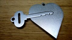 Made for wedding. The Keychain is made from wood, painted with high quality silver paint. - Laser cut. dimension 9cm X 7cm thickness 6mm