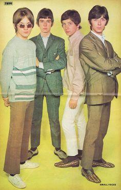 Small Faces - Rave No. 31 Aug 1966 Centre