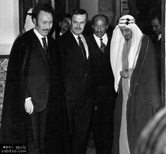 Hafez Assad President of Syria and Anwar Sadat 3 President of Egypt Hafez Al Assad, President Of Egypt, South East Europe, Blood Art, Arabian Art, Old Egypt, Beautiful Men Faces, Naruto Shippuden Anime, Male Face