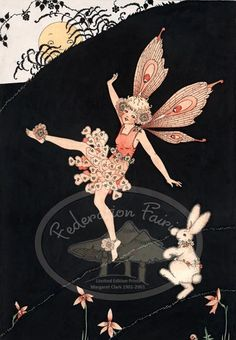 Margaret Clark - Dancing Fairy