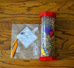 Kara's Classroom: What's in the Waiting Bag for May?