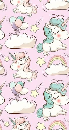 Looking for for ideas for wallpaper?Navigate here for unique wallpaper inspiration. These interesting background pictures will make you enjoy. Real Unicorn, Unicorn Art, Cute Unicorn, Rainbow Unicorn, Unicornios Wallpaper, Kawaii Wallpaper, Wallpaper Backgrounds, Wallpaper Pink Cute, Unique Wallpaper