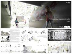 [A3N] : Symbolic World Cup Structure Competition - RIO DE JANEIRO (Mention 02 : The Fe.sta-dium ) / Jaeho Kim, Daehyun Kim (South Korea ).