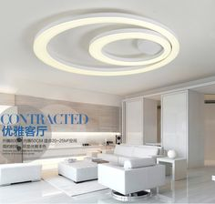 209.99$  Buy here - http://alid7y.worldwells.pw/go.php?t=32487222996 - NEW  LED ring circular fashion to absorb dome light contracted sitting room the bedroom light atmosphere study dining-room lamp