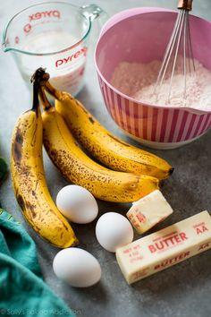 The Best Banana Cake I've Ever Had | Sally's Baking Addiction
