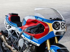 Optimus Praem Custom BMW S 1000 RR Project